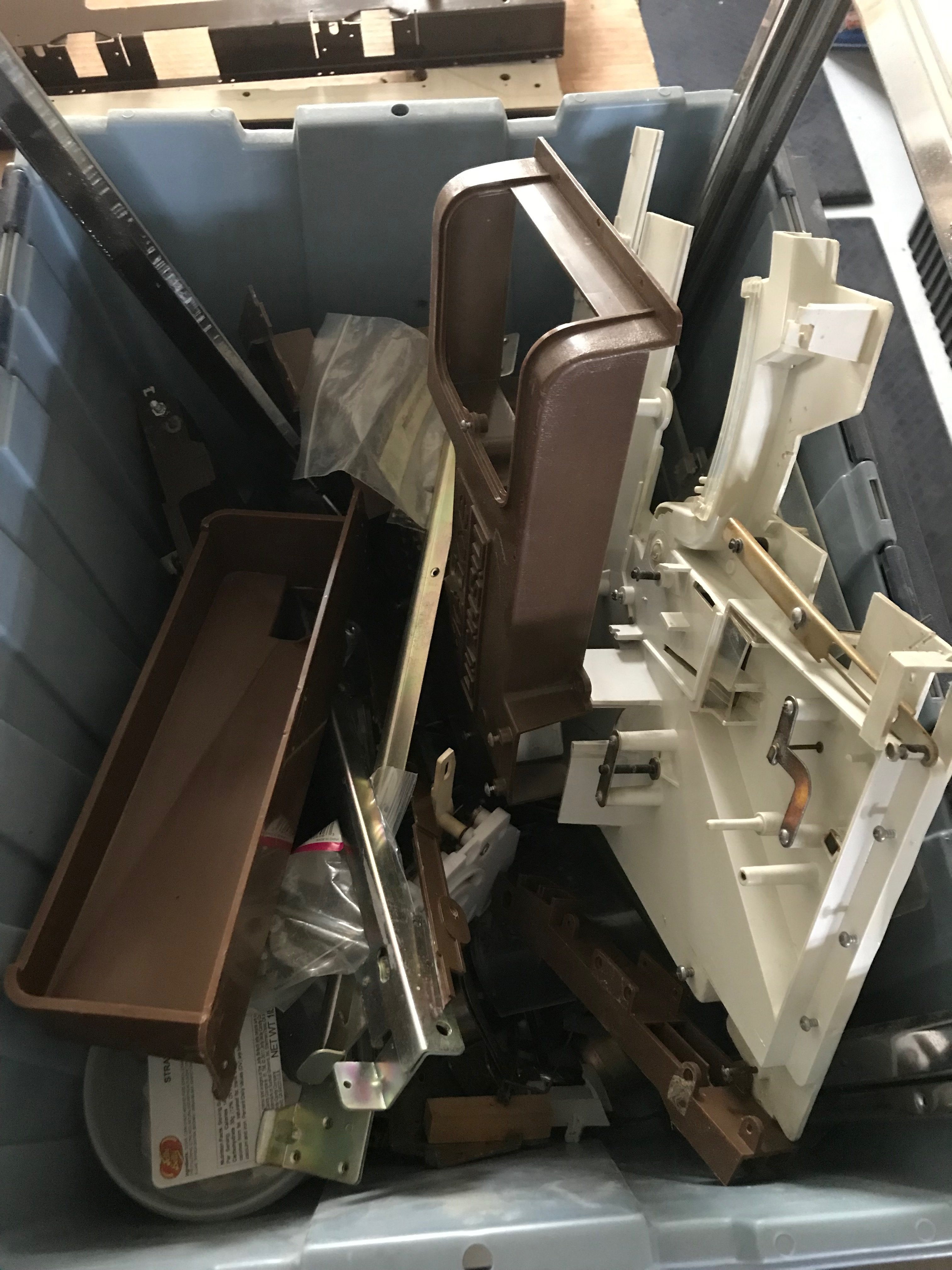 Miscellaneous Parts- Vintage and Modern Not Listed
